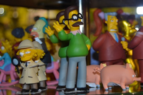 Simpsons Figuren bei fanworld