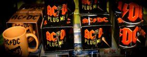 AC DC Tassen bei fanworld