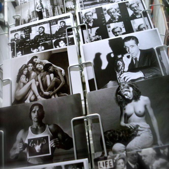 Postkarten Stars bei fanworld