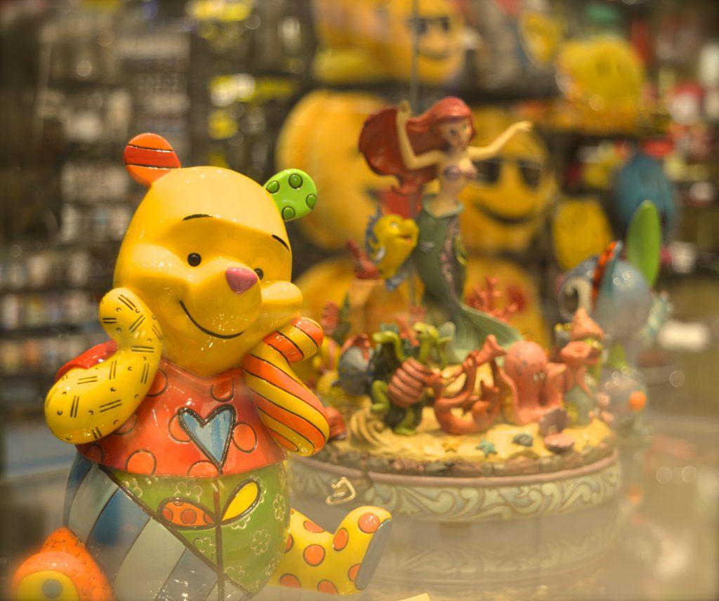 Winnie Pooh Figur Disney bei fanworld
