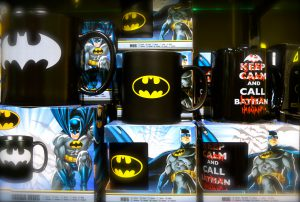 Batman Tassen fanworld Berlin