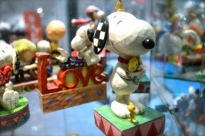 Snoopy Woodstock Sammelfigur