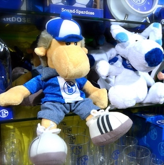 FC Schalke Erwin Pluesch fanworld berlin