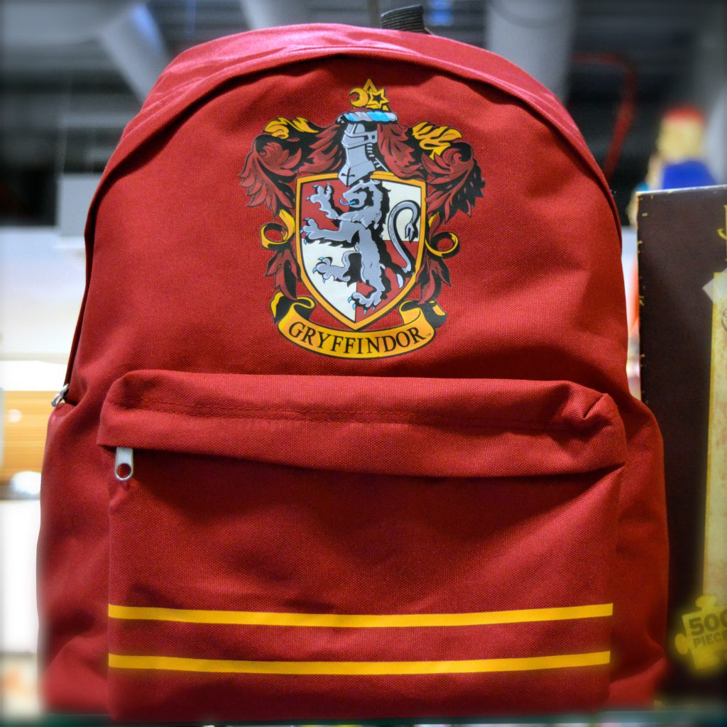 Harry Potter Gryffindor Rucksack fanworld berlin