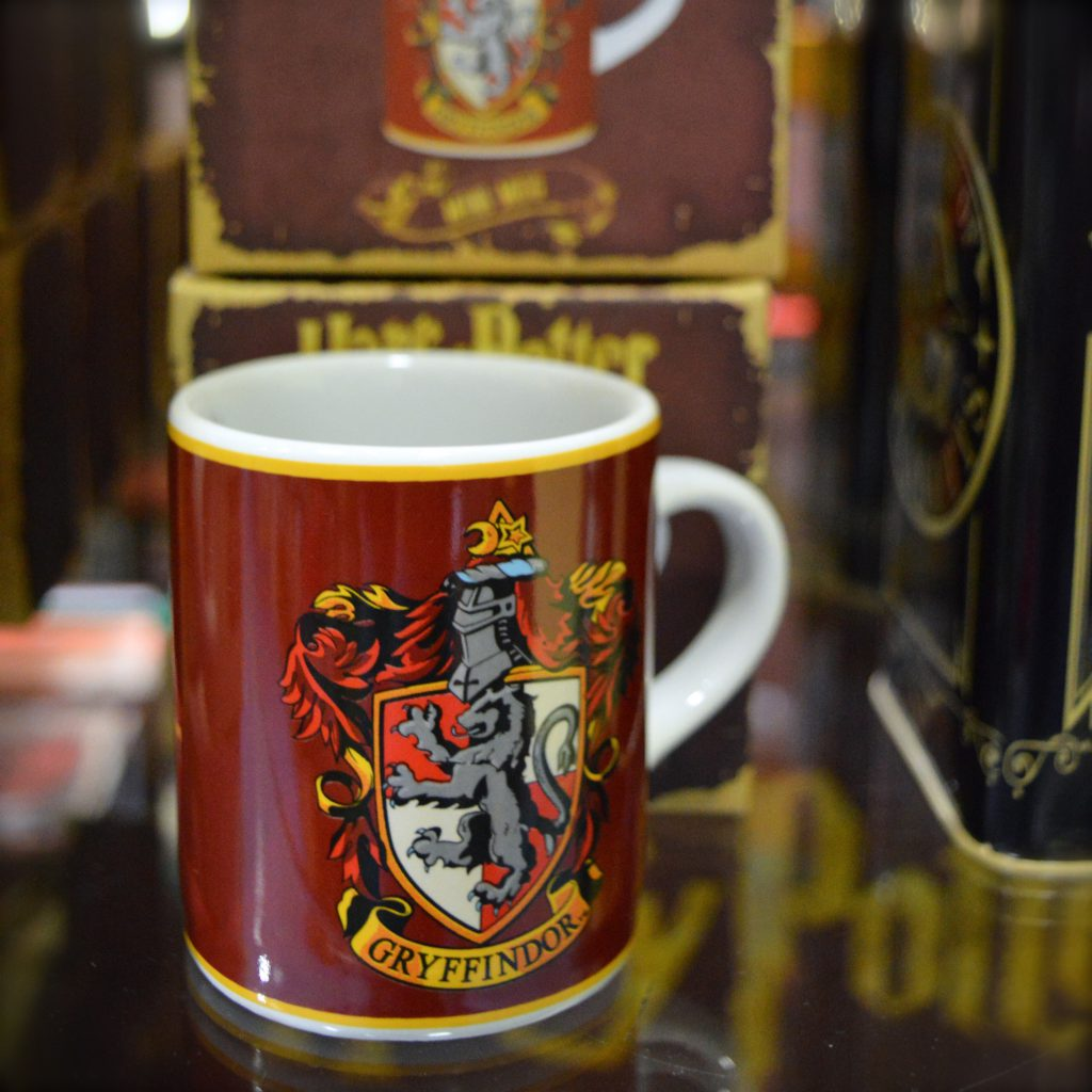 Harry Potter Tasse Gryffindor fanworld berlin