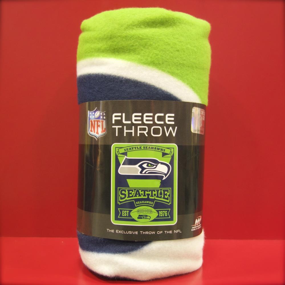 Fleecedecke Seahwks NFL