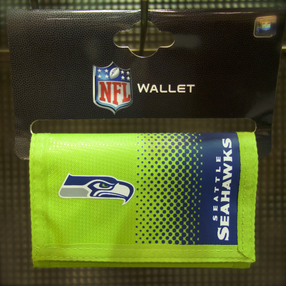 Geldbörse Seahawks NFL