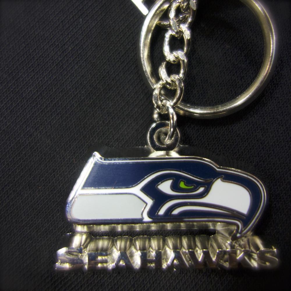 Schlüsselanhänger Sehawks NFL