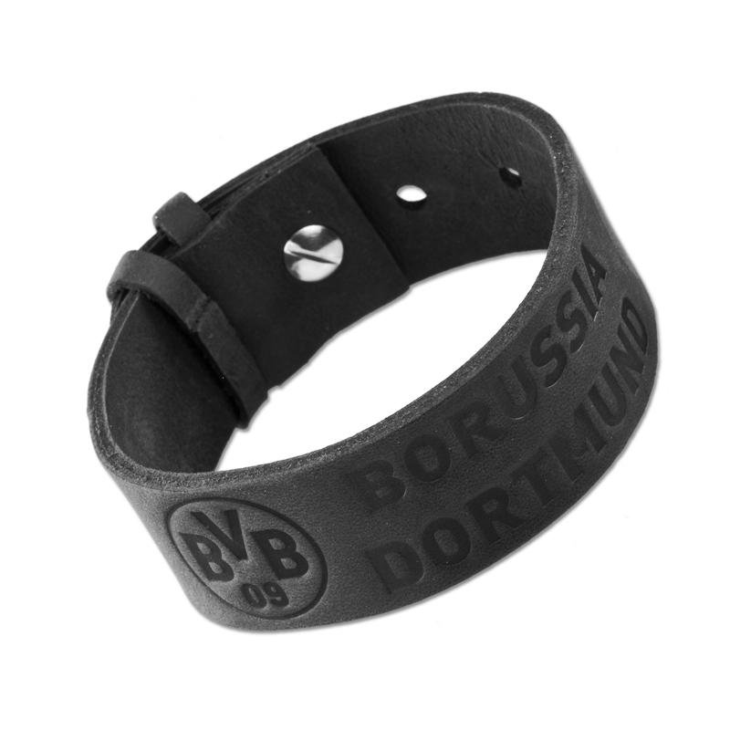 BVB Armband Gummi