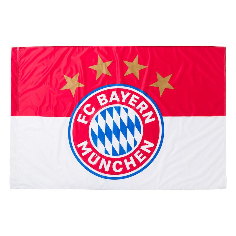 Bayern München Fahne