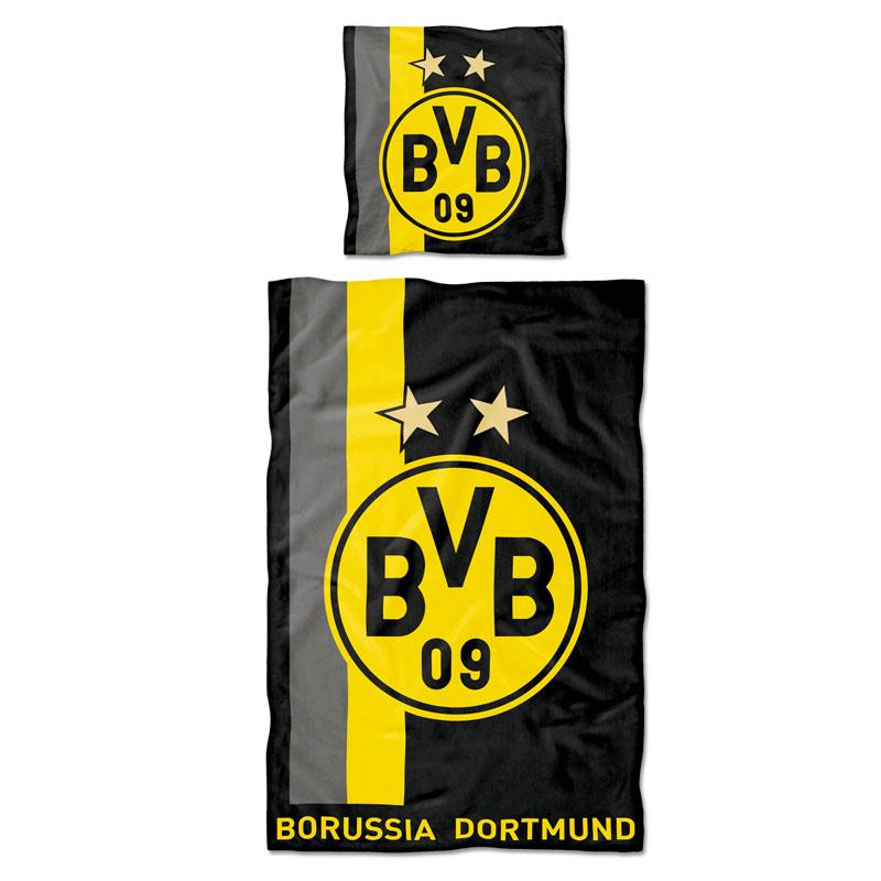 BVB Bettwäsche Set