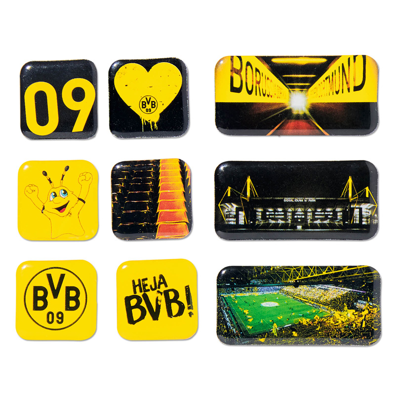 BVB Magnet Set