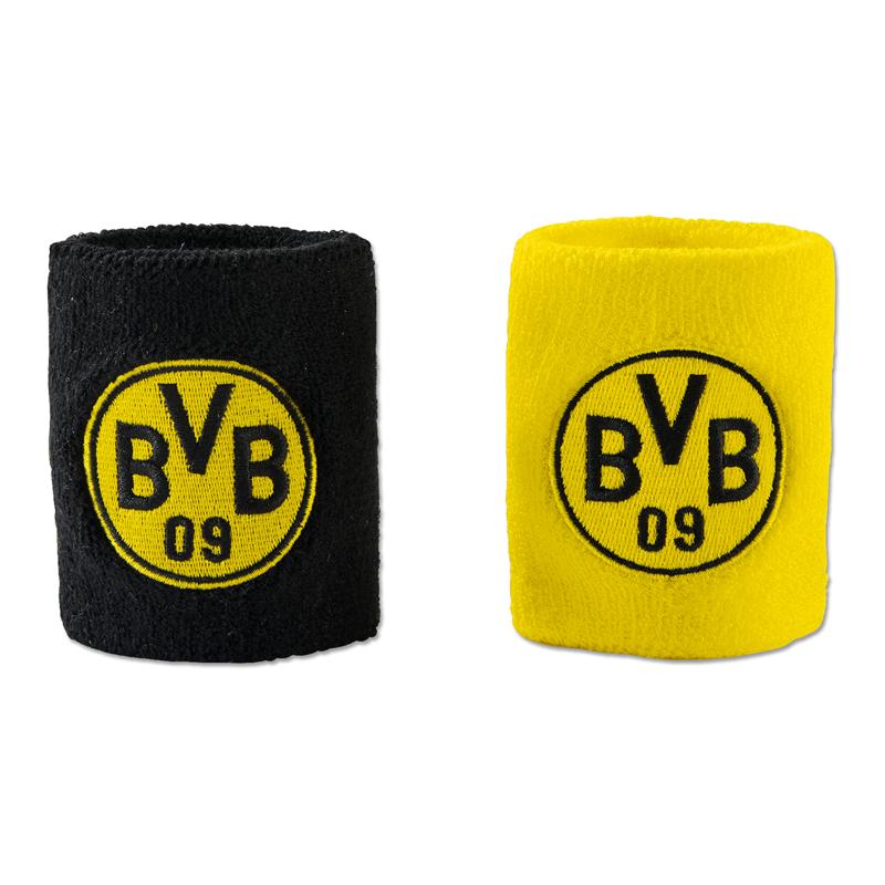 BVB Schweißbänder Set