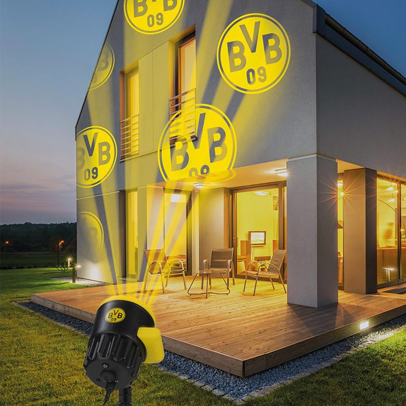 BVB Wandprojektor