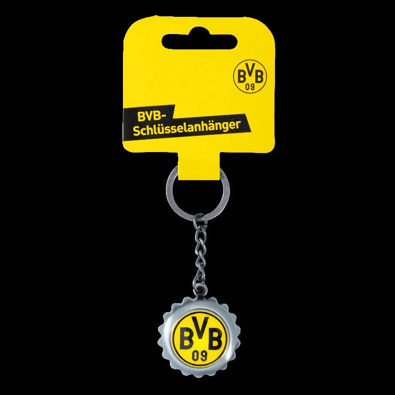 BVB Schlüsselanhänger Flaschenöffner