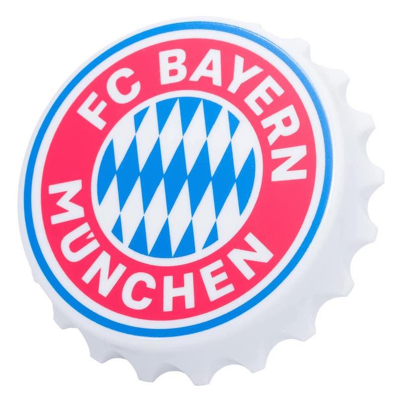 Bayern München Flaschenöffner Kronkorken
