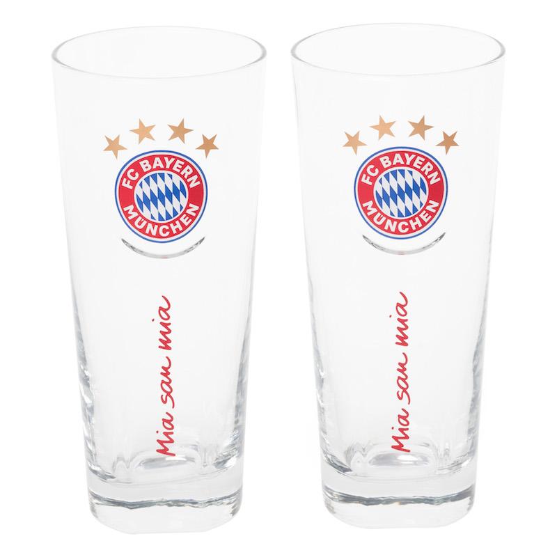 Bayern München Gläser