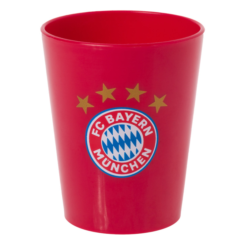 Bayern München Plastikbecher