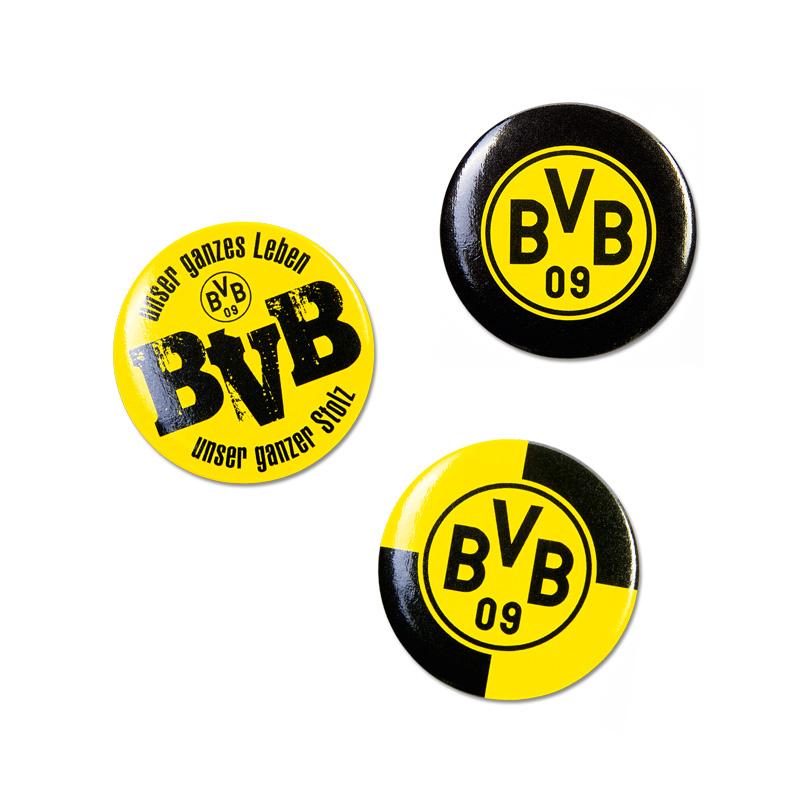 BVB Buttons Set