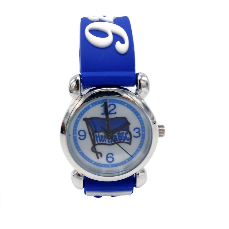 Hertha BSC Kinder Armbanduhr