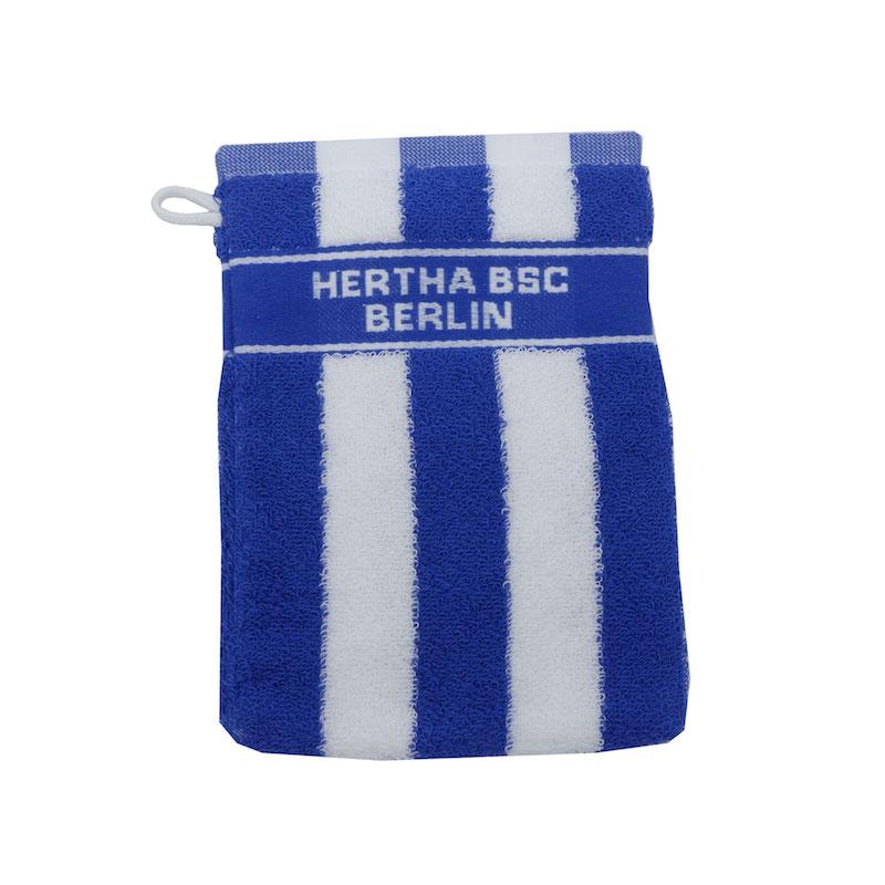 Hertha BSC Waschhandschuh