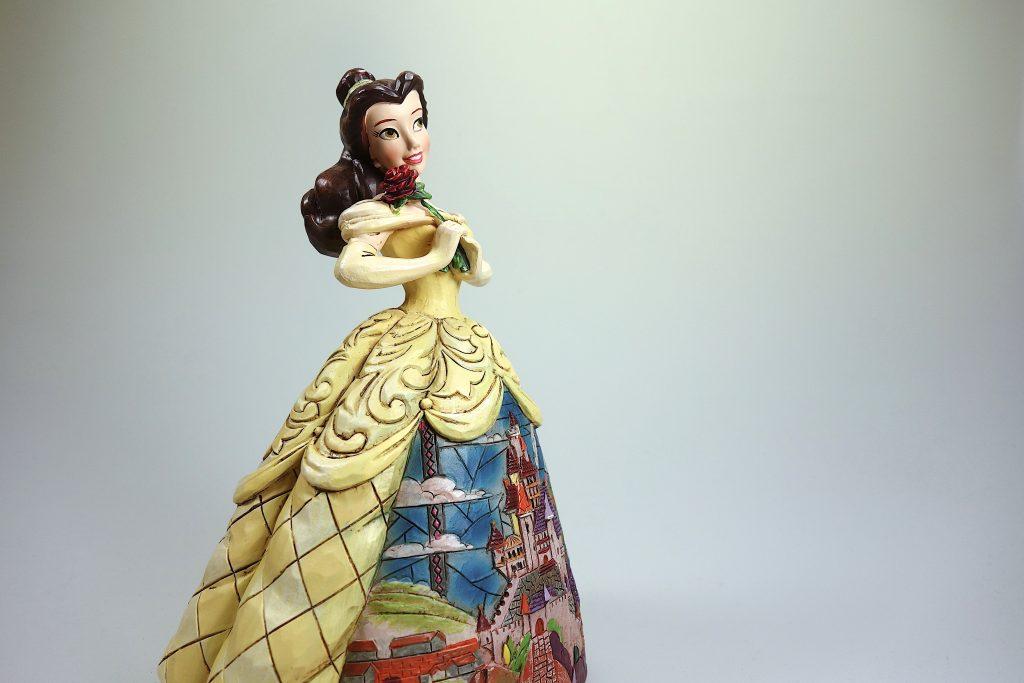 """Belle """"Die Schöne und das Biest"""" Disney Sammelfigur"""