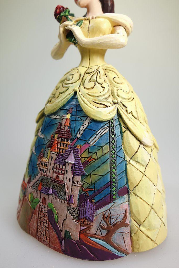 """Belle """"Die Schöne und das Biest"""", handbemalt Sammelfigur"""