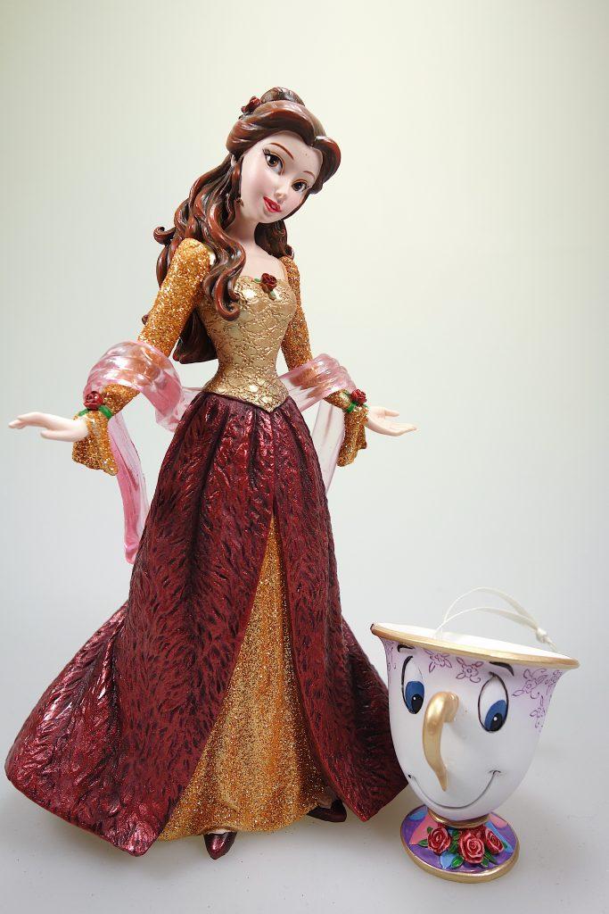 """Belle und Tassilo """"Die Schöne und das Biest"""" Disney Sammelfiguren"""