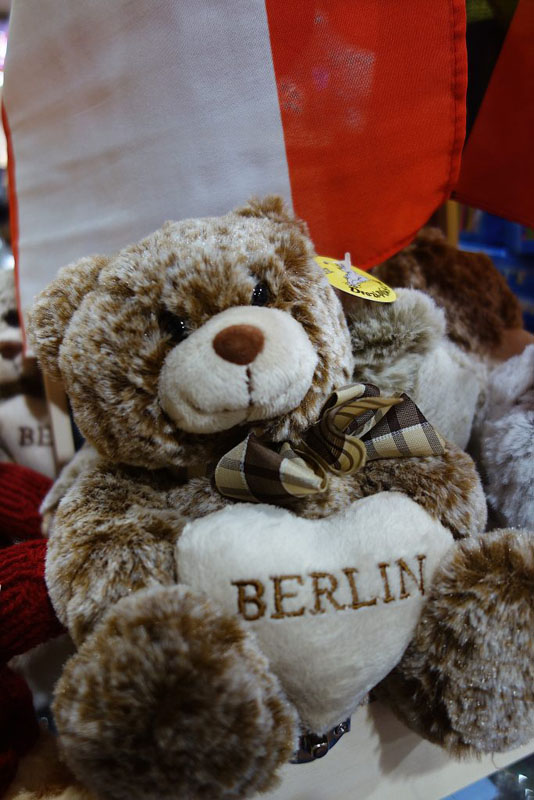 Berlin Teddy Bär