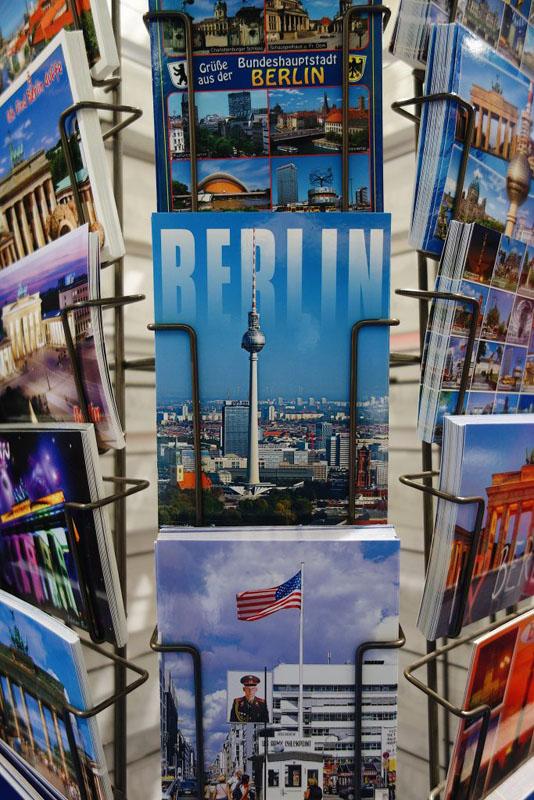 Berlin Postkarten