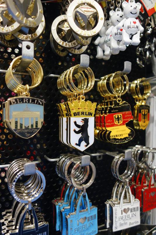 Berlin Schlüsselanhänger