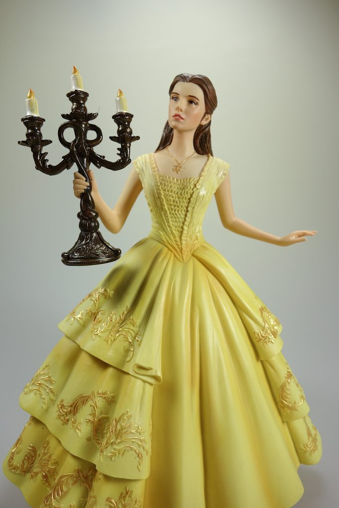 """Emma Watson Belle """"Die Schöne und das Biest"""" Disney Sammelfigur"""