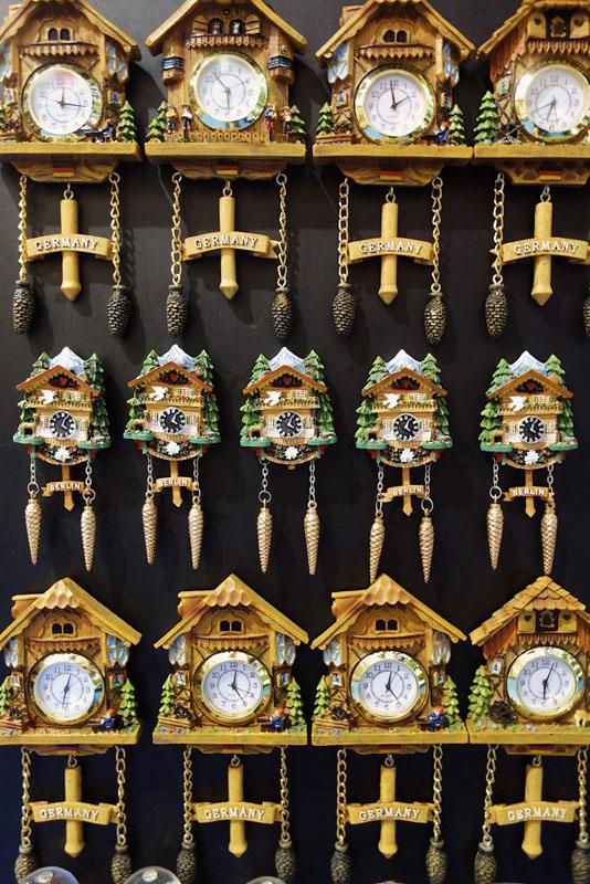 Magnet Kukucks Uhr
