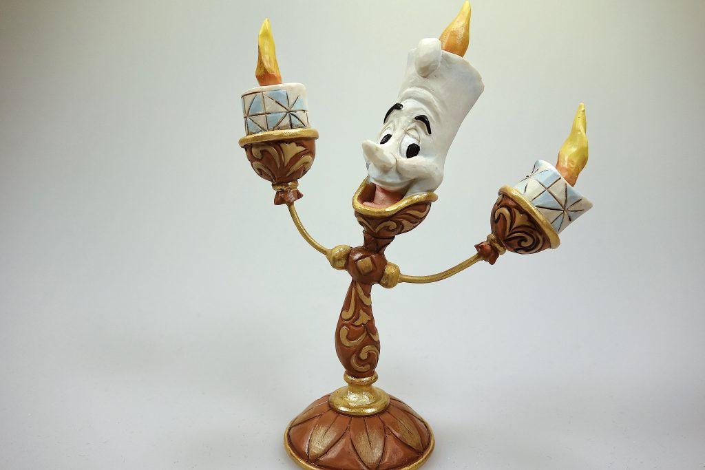 """Lumiere """"Die Schöne und das Biest"""" Disney Sammelfigur"""