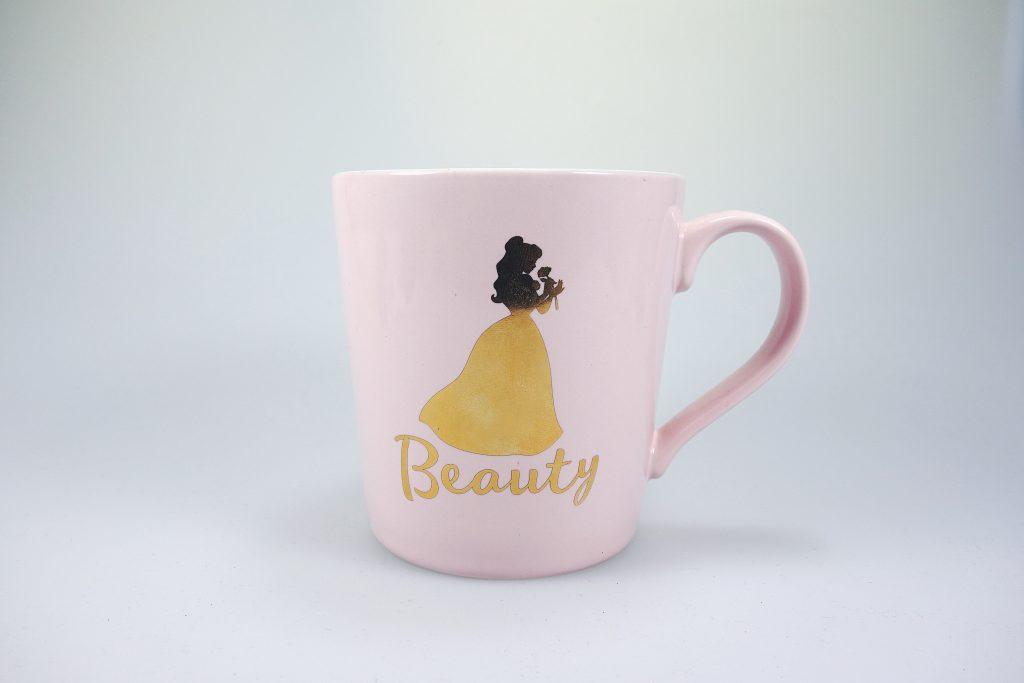 Die Schöne und das Biest Tasse pink gold berlin kaufen