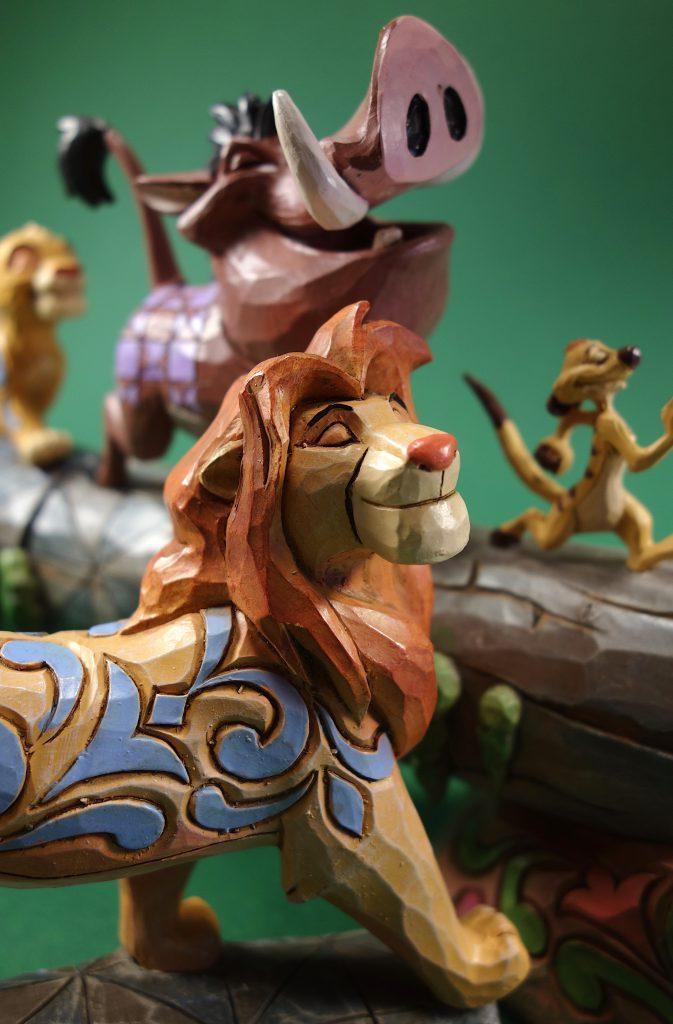 König der Löwen Figur kaufen in Berlin Hakuna Matata Enesco