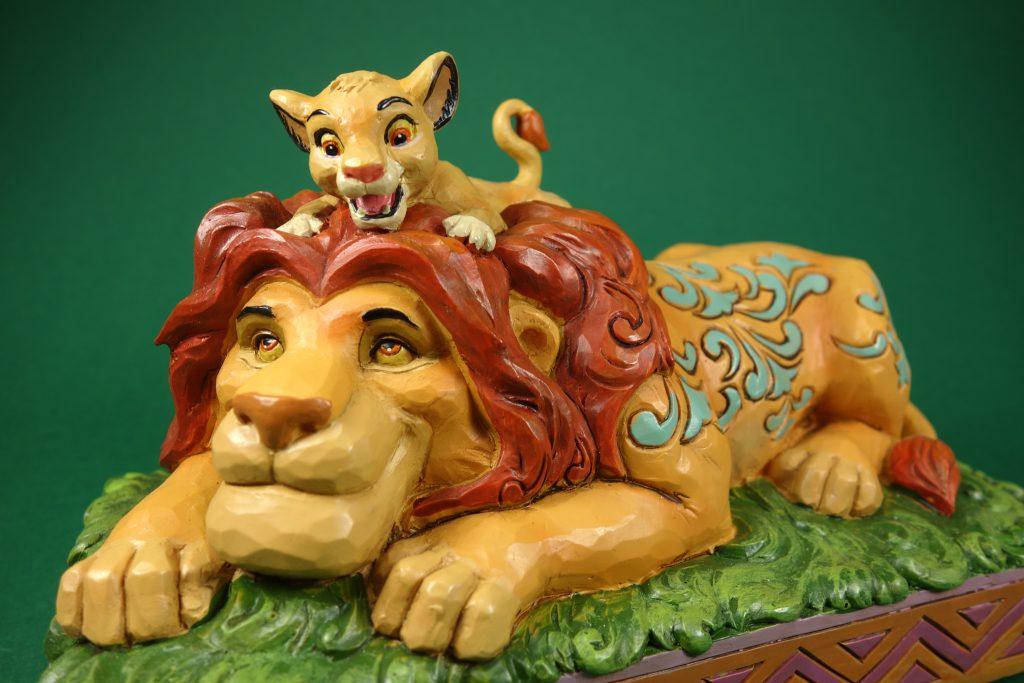 König der Löwen Figur in Berlin kaufen Enesco