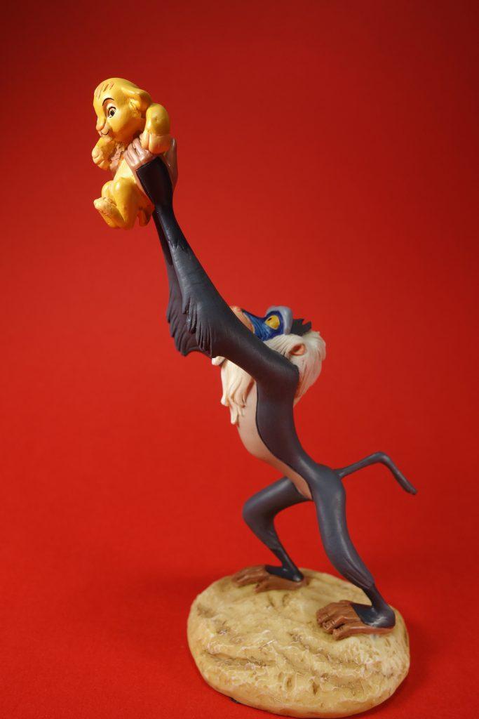 König der Löwen Figur in Berlin kaufen Enesco Rafiki und Simba