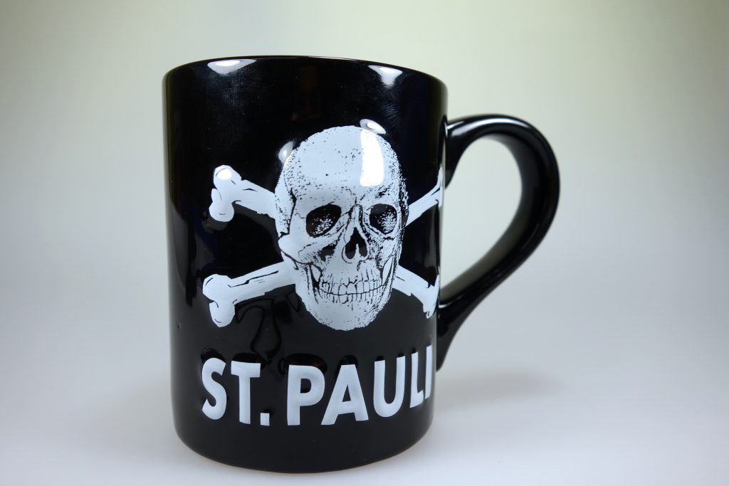 FC St. Pauli 3-D Tasse in Berlin kaufen