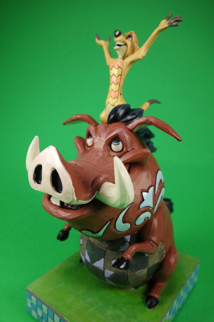 König der Löwen Figur in Berlin kaufen Enesco Timon Pumbaa Disney Tradition Carefree Cohorts