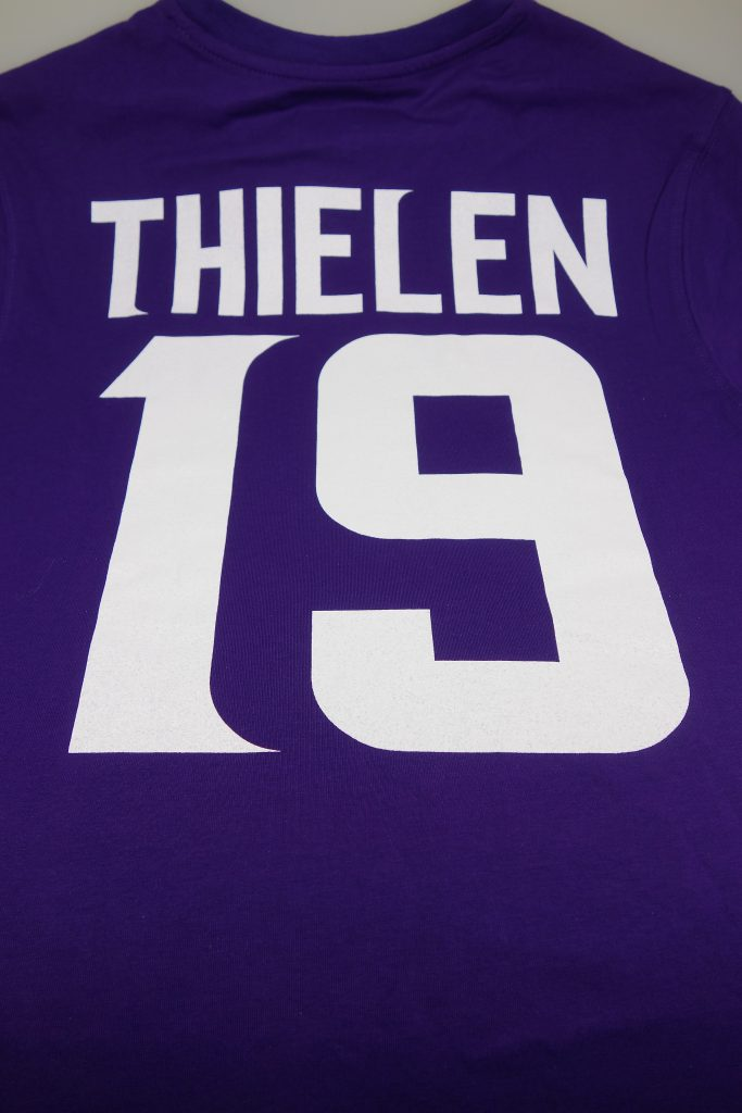 NFL football Thielen T-Shirt