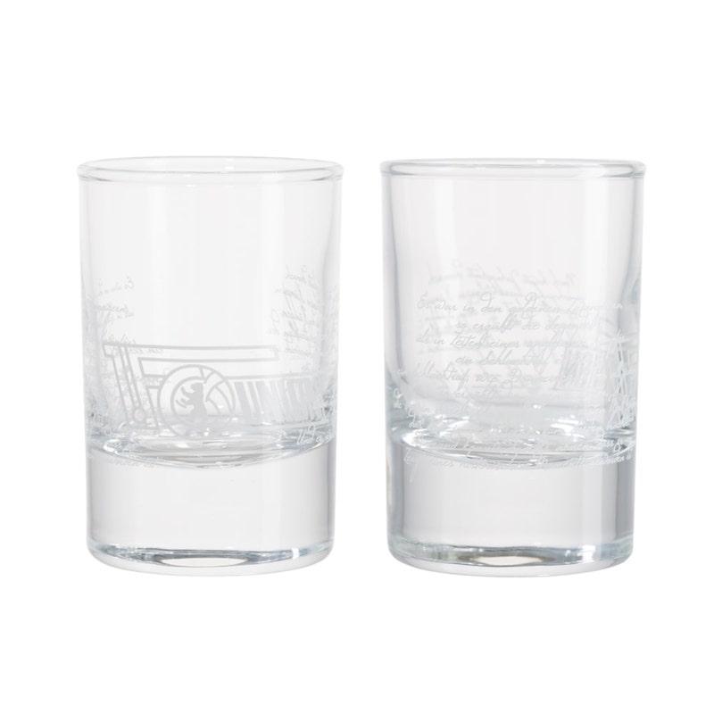 FC Union Schnapsglas