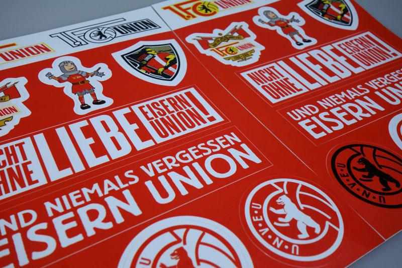 Union Sticker