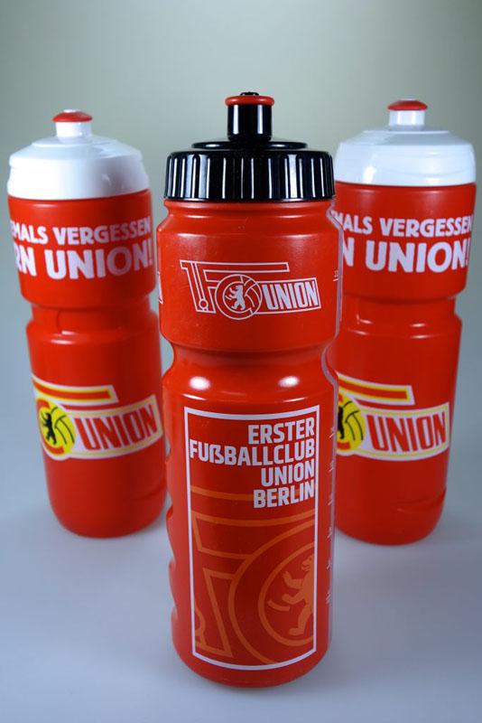 Union Trinkflasche