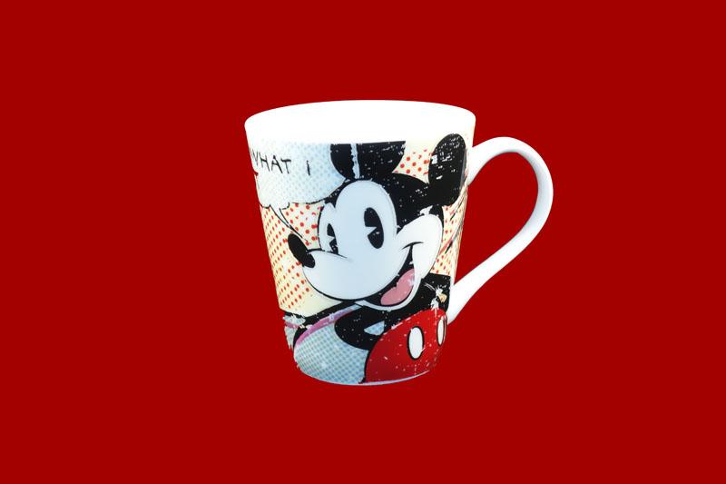 Mickey Tasse