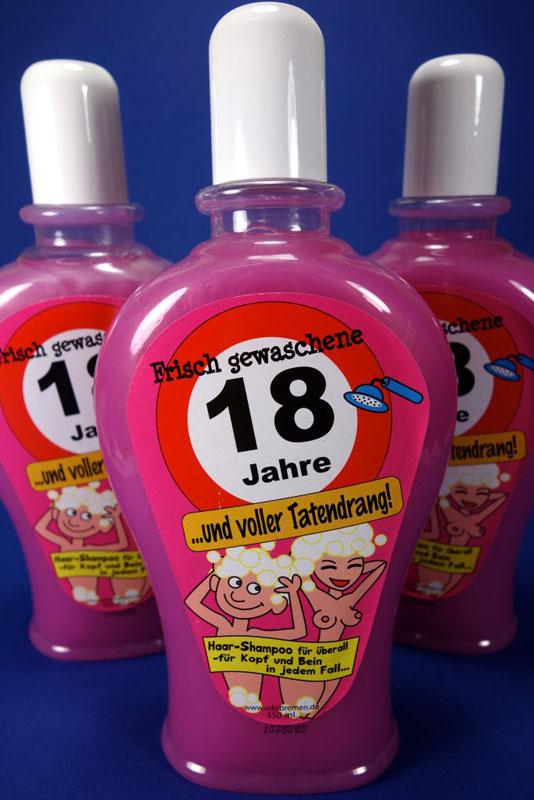 Shampoo 18