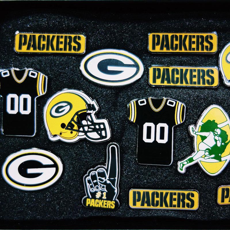 Green Bay Packers Pins