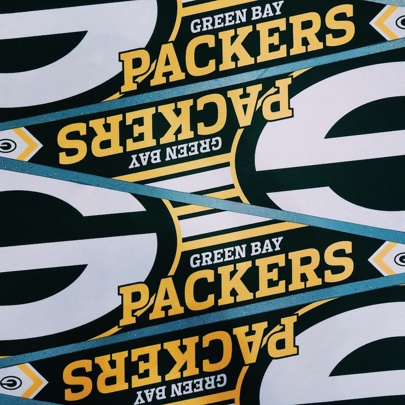 Green Bay Packers Wimpel