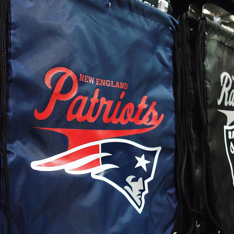 New England Patriots Turnbeutel