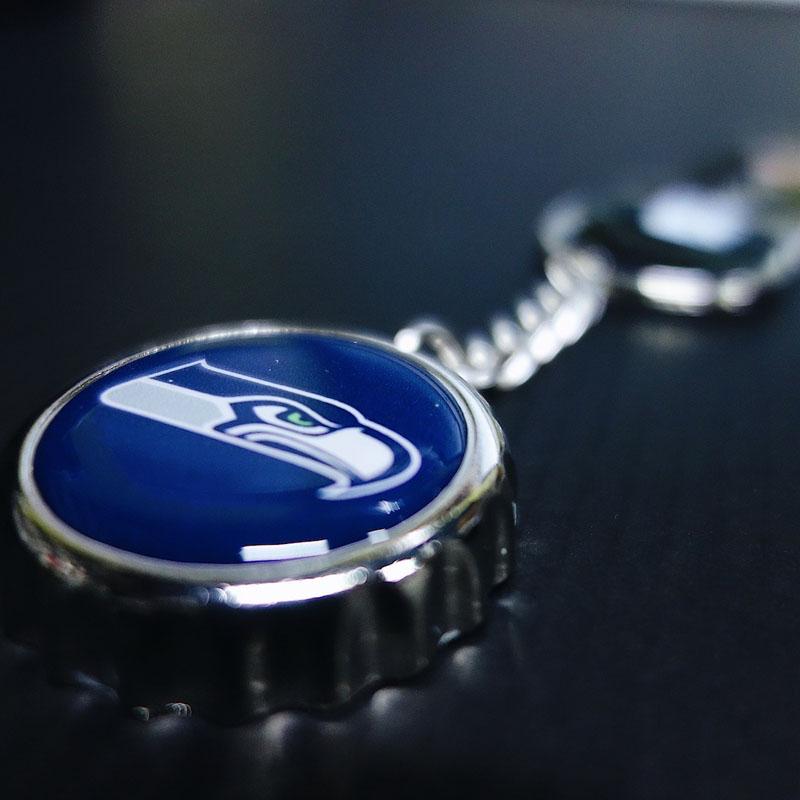 Seattle Seahawks Flaschenöffner